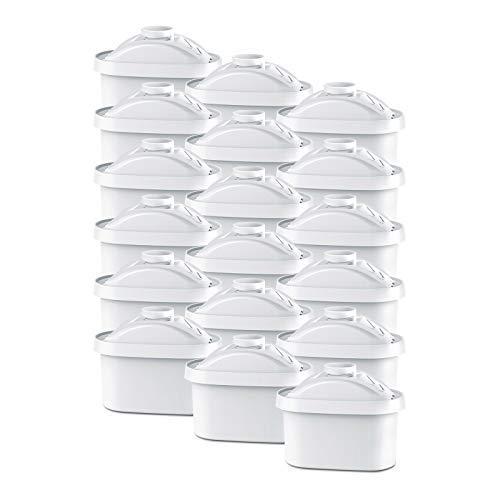Vyair AQK-07 Cartuchos de filtro de agua compatibles con Brita Maxtra Microflow 1025350,Aluna 1024022,Elemaris 1024026,Marella 1024037 (6)