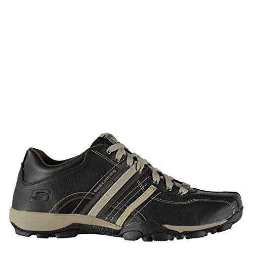 Skechers - Zapatos urbanos, diseño Urban Tread, zapatos de hombre, tiempo libre deporte zapatillas, color multicolor, talla 42 EU