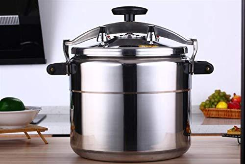 De gran capacidad de presión de aluminio Olla, 3L-70L de seguridad a prueba de explosiones olla a presión, la presión de múltiples funciones del hornillo for cocinar rápido In Hotel cantinas, Caja dob