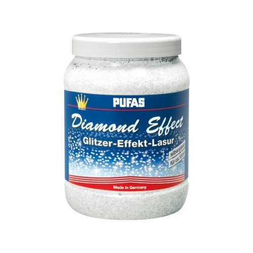 Pufas Effekt Lasur Diamond Effect 1,5 Liter