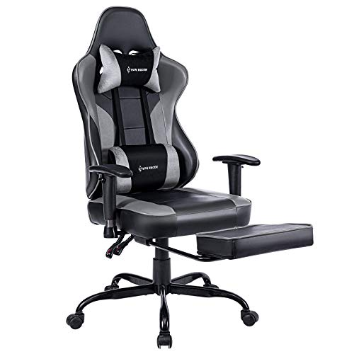Our #7 Pick is the Von Racer Massage Gaming Chair
