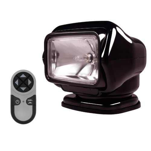 Go Light Stryker Halogen Searchlight Wireless Remote Magnetic Base review
