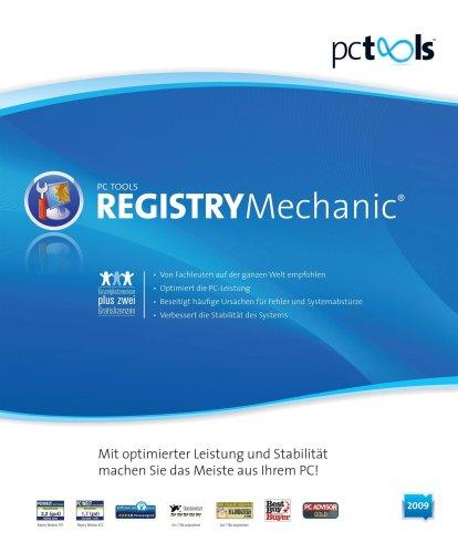 PC Tools Registry Mechanic 8.0 - 3 Benutzer