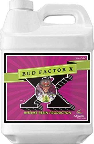 Advanced Nutrients Bud Factor X - Stimolatore di fioritura e booster, 250 ml