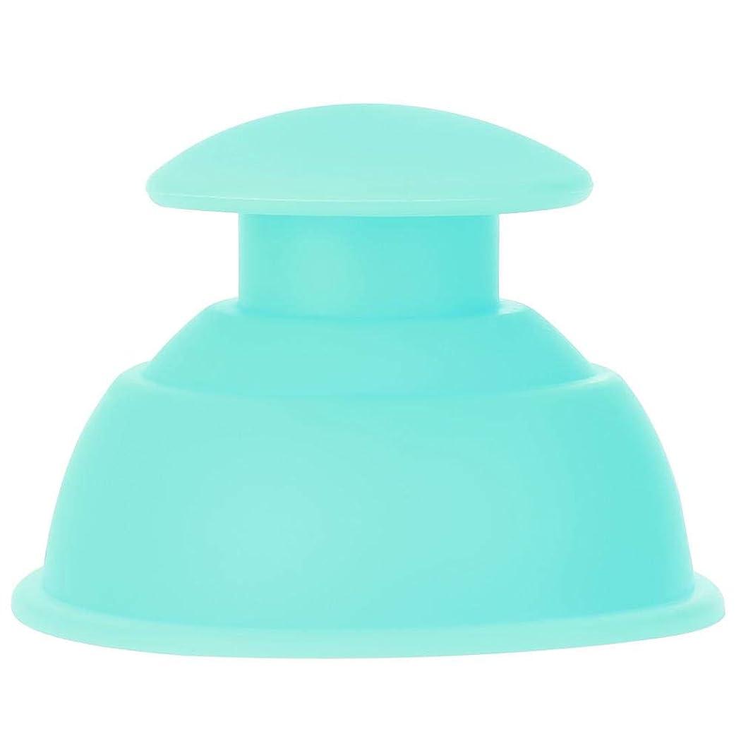 住所検索細部リラクゼーションカッピングデバイス、シリコン水分吸収剤アンチセルライト真空カッピングカップマッサージの痛みとストレス解消筋肉セット(# 4)