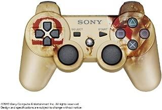 Playstation 3 DualShock Gold God of War Ascension Controller