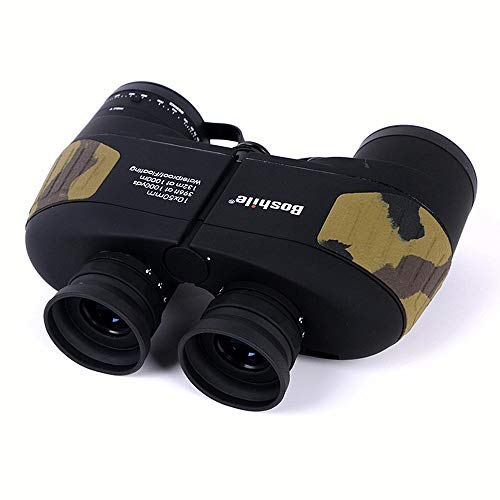 Buy WEHOLY Toy Binoculars 10 50 HD Waterproof Zoom Bird Watching High-Powered Binoculars Handheld Te...
