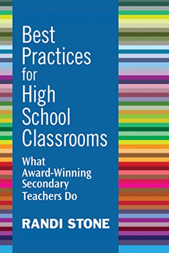 Best Practices for High School Classrooms: What Award-Winning Secondary Teachers Do (English Edition)