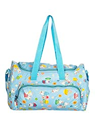 Mee Mee Multifunctional Diaper Bag with Pockets (Ice Blue),Me N Moms,MM-06 BAG_Light Blue