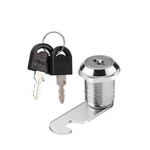 Cilinder deuksloten 16 mm 20 mm 25 mm 30 mm Cam Lock hoogwaardige brievenbus met 2 sleutels om te knutselen 25 Tipo Indipendente