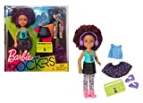 Barbie FHC01 and Rockers - Chelsea dunkelhaarig mit extra Mode, Kleidung, Schuhen und Zubehör wie...