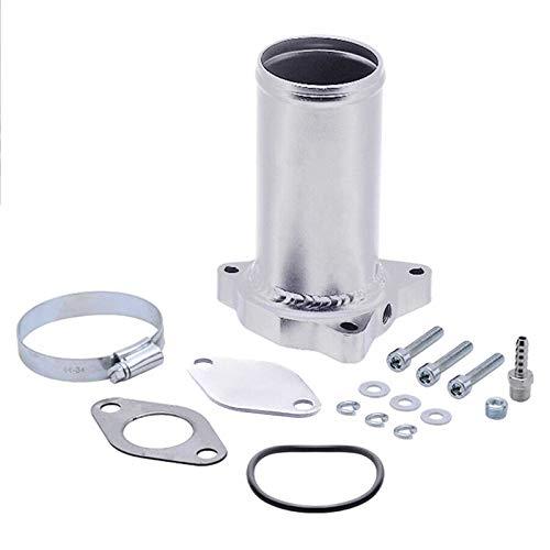 Valvola EGR tubo di ricambio valvola EGR per kit di eliminazione EGR 1.9 TDI 130//160 CV Diesel