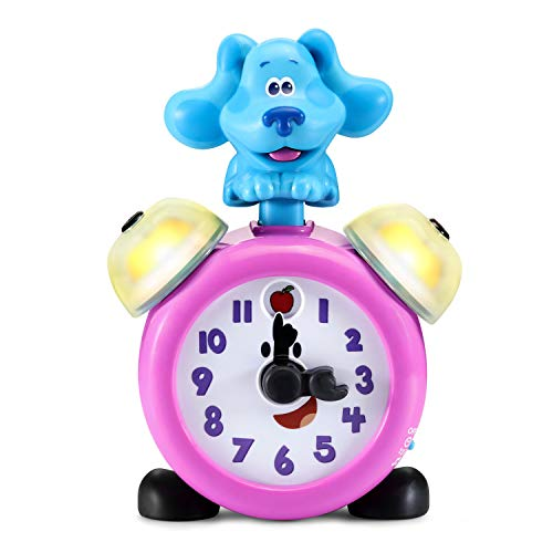 LeapFrog Blue's Clues Tickety Tock Play and Learn Clock Now $8.49 (Was $17.99)