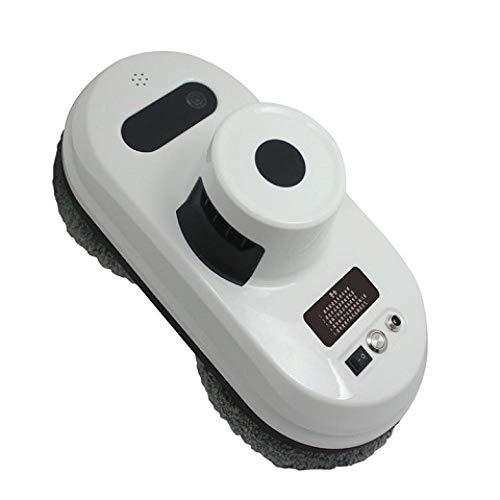 QQW Control Remoto Robot Húmedo Y Seco Limpiador De Ventanas Limpiador De Ventanas Robot Limpiador De Ventanas Robot Limpiador Automático De Ventanas Aspiradora-Blanco_China_UE
