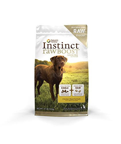 Instinct Raw Boost Grain Free Chicken Meal Formula...