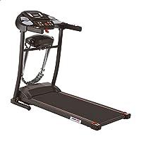 Topfit MT-510MS Digital Treadmill, 40 x 110 cm - Black