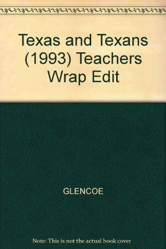 Texas and Texans (1993) Teachers Wrap Edit