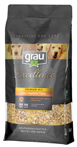 Grau Excellence Premium-Mix Basis Gemüse Flocken 5 kg