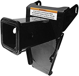 New Heavy Duty 2-Inch Rear Receiver Hitch - 2007-2012 Yamaha Grizzly 350 IRS ATV