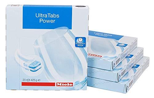 Miele Spülmittel Ultra Tabs Power 4 x 20 STK.