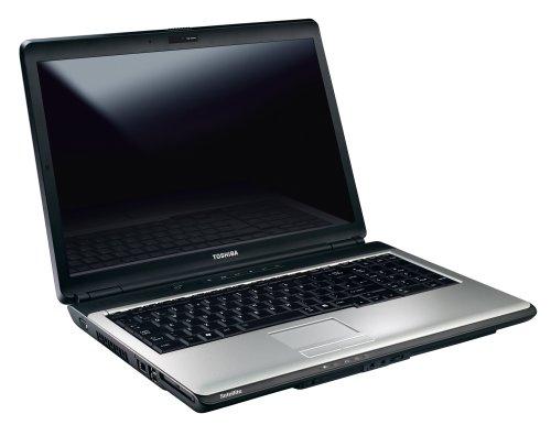 Toshiba Satellite L350-15V 43,2 cm (17 Zoll) WXGA Notebook (Intel Core 2 Duo T2390 1,86GHz, 3GB RAM, 250GB HDD, Intel GMA X3100 , DVD+- DL RW, Vista Home Premium)