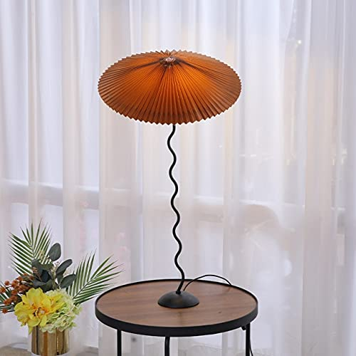 Yuki's 2021 - Mesa de mesa de estilo retro con tapón de bujía embriagar, diseño de tulipa