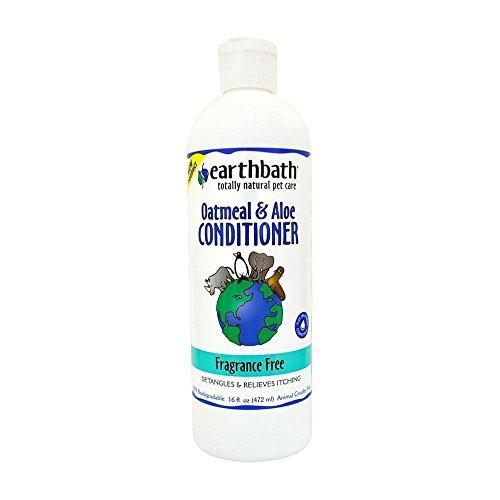 Earthbath Duft Frei Hund Klimaanlage, 472ml, Hafermehl und Aloe