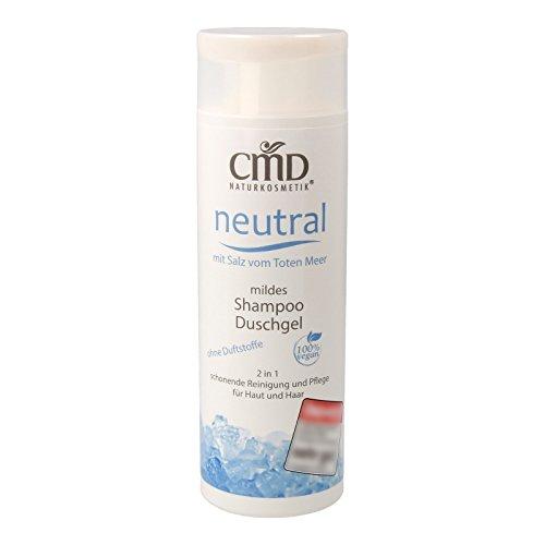 CMD Naturkosmetik Totes Meer Shampoo/Duschgel, 200ml