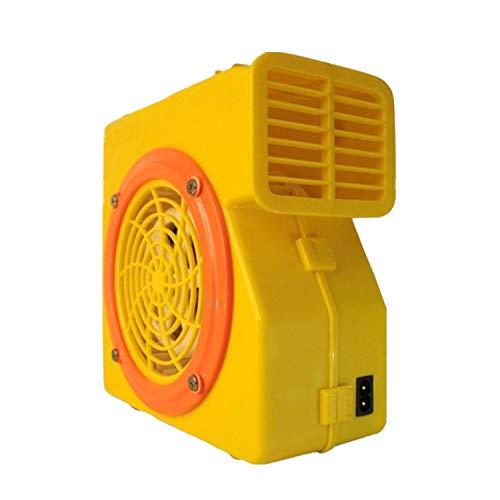 Soffiatore esterna casa di gioco, strutture gonfiabili scivoli 100 watt ventilatore pompa ad aria, castello gonfiabile, built-in, esterno ventilatore centrifugo universale, in plastica resistente, fun