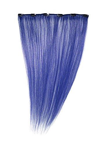 American Dream Haarverlängerung zum Anklipsen, 45,7 cm, Blau Nr. Blue