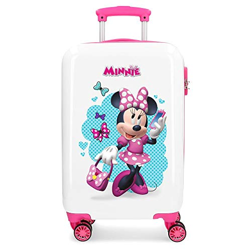 Disney Good Mood Equipaje Infantil, 55 cm, 32 litros, Multicolor