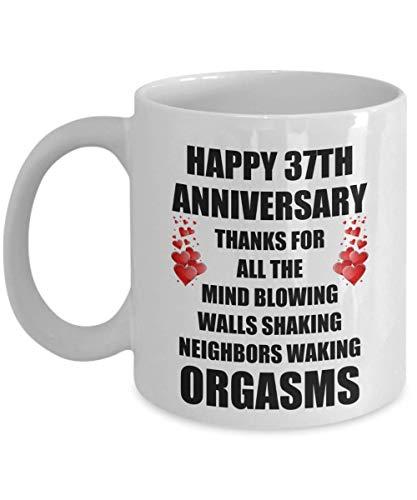 37 años 37 ° aniversario de bodas Matrimonio Sexy Regalo divertido para...