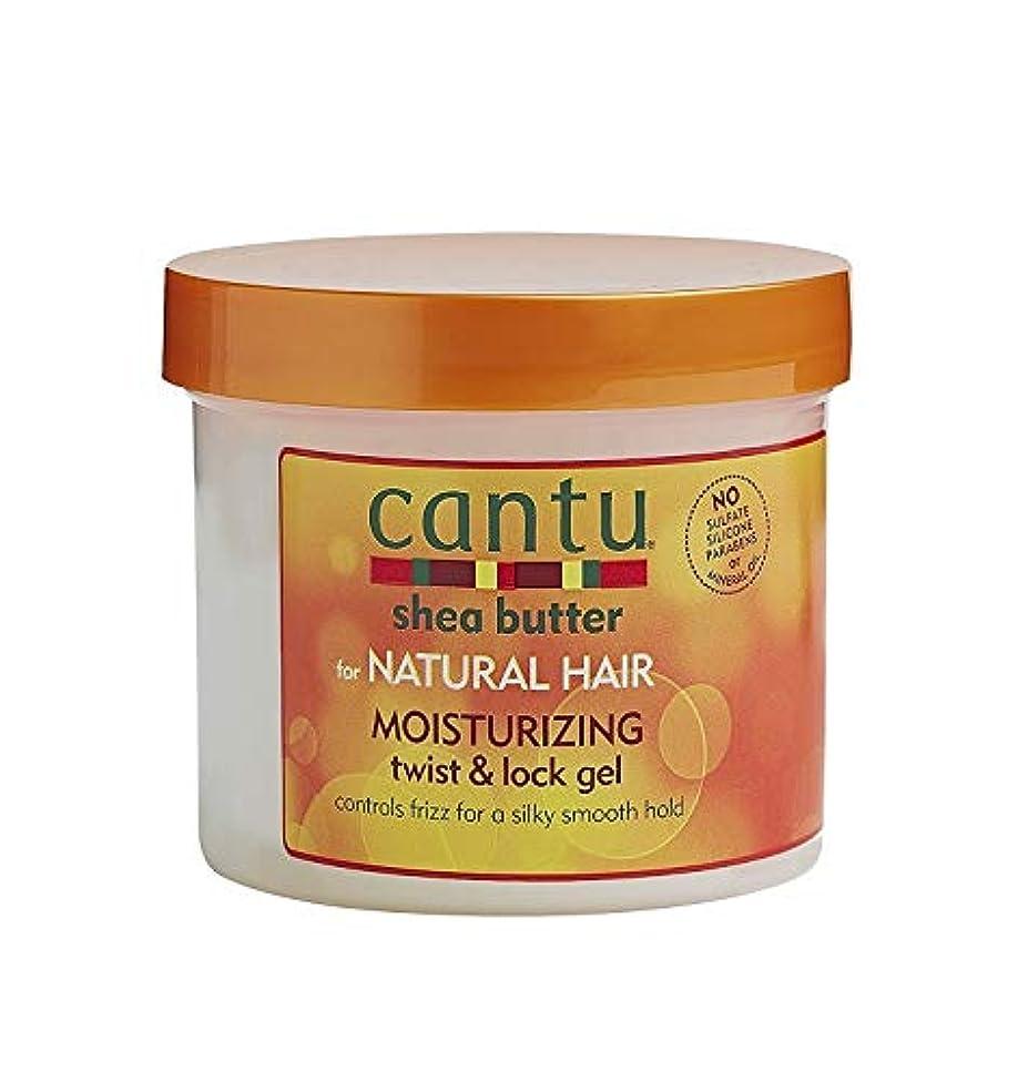 Cantu Shea Butter For Natural Hair Moisturizing Twist & Lock Gel, 13 Ounce