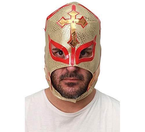 EUROCARNAVALES Máscara de Luchador de Lucha Libre Mexicano