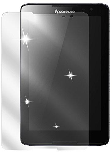 dipos I 2X Schutzfolie klar kompatibel mit Lenovo IdeaTab A8-50 (A5500-F) Folie Bildschirmschutzfolie