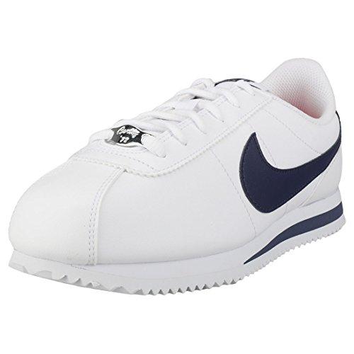Nike Cortez Basic SL (GS) White/Neutral Indigo
