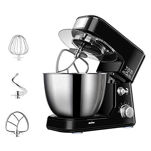 HIZQ Küchenmaschine Knetmaschine 4L...