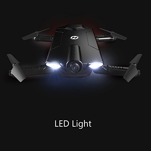 Drone pliable Holy Stone HS160 avec Caméra HD 720P WiFi FPV Vidéo en Temps réel - 8