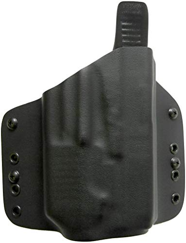 Craft Holsters G 19 - Gen5 Compatible Holster - Crimson Trace CMR 206 Kydex Holster (6304/CT cm 206)