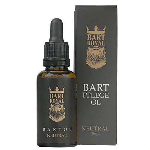 Aceite para barba Bart Royal neutral, 1 envase de 30g