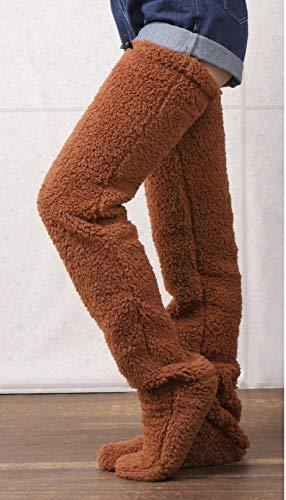 ロングレッグカバー 足が出せる 暖か素材 テレワークの足元対策 寝る時の足元冷え対策 Mサイズ