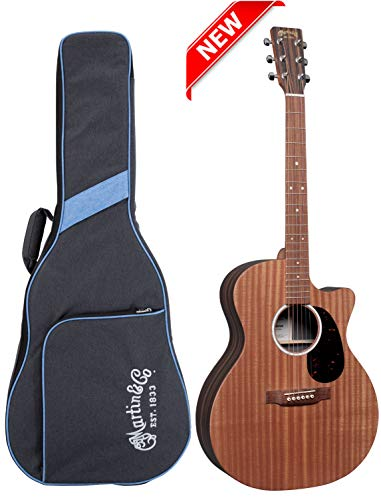 Martin GPC-X2E Grand Performance Sap/Macassar HPL Natural