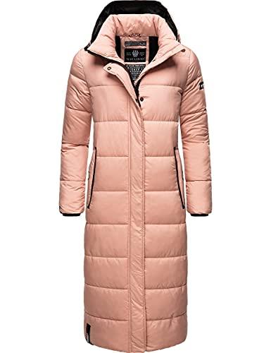 Navahoo Isalie - Abrigo de invierno para mujer (tallas XS-XXL), Rosa, XL
