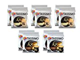 Tassimo Café L'OR XL Selection - L'OR Classique XL e Intense XL - 10 paquetes (160 porciones)