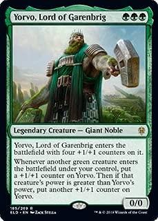 Magic: The Gathering - Yorvo, Lord of Garenbrig - Throne of Eldraine