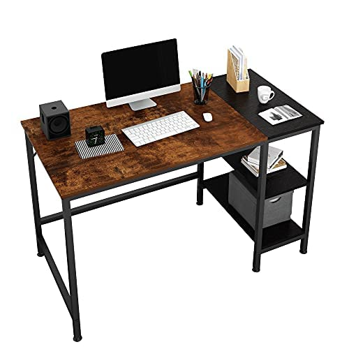 JOISCOPE Home Office Computer Desk,Small Study Writing Desk...