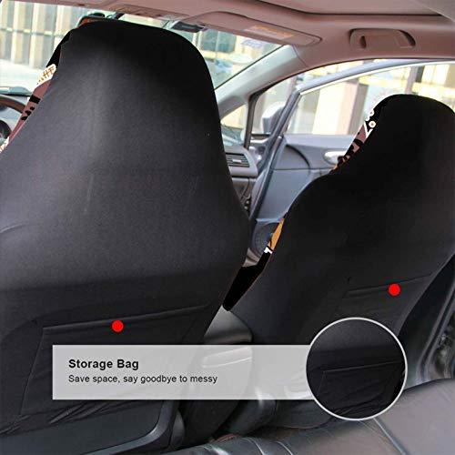 WXCC J. Cole Car seat Cover, General car seat Cover 2 PCS