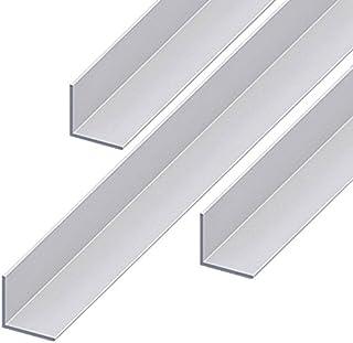 Alu//Aluminium Winkel Winkelprofil Aluprofil gleichschenklig Abmessung 50 x 50 x 4 L/änge 1500 mm Oberfl/äche blank gezogen KEINE FRACHTKOSTEN