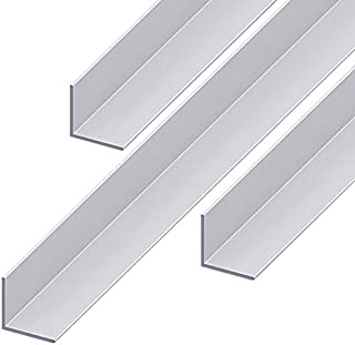 Inox tube carr/é rectangle bross/é tube de construction 50x20x2mm 500mm