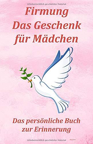 FIRMUNG Das Geschenk für Mädchen: Das persönliche Buch zur Erinnerung
